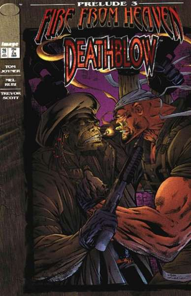 Deathblow #26 Comic Books - Covers, Scans, Photos  in Deathblow Comic Books - Covers, Scans, Gallery