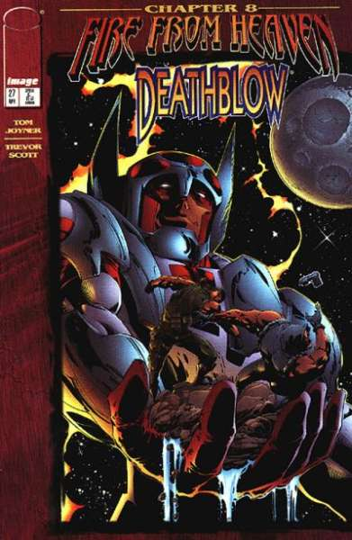 Deathblow #27 comic books - cover scans photos Deathblow #27 comic books - covers, picture gallery