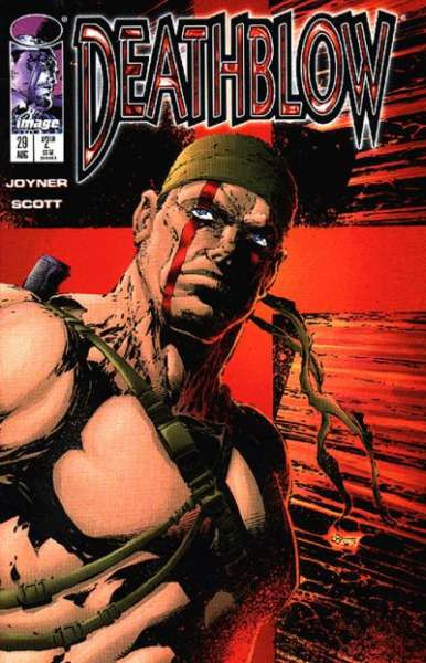Deathblow #29 comic books - cover scans photos Deathblow #29 comic books - covers, picture gallery