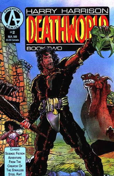 Deathworld: Book 2 #2 Comic Books - Covers, Scans, Photos  in Deathworld: Book 2 Comic Books - Covers, Scans, Gallery