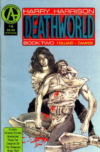 Deathworld: Book 2 #4 Comic Books - Covers, Scans, Photos  in Deathworld: Book 2 Comic Books - Covers, Scans, Gallery