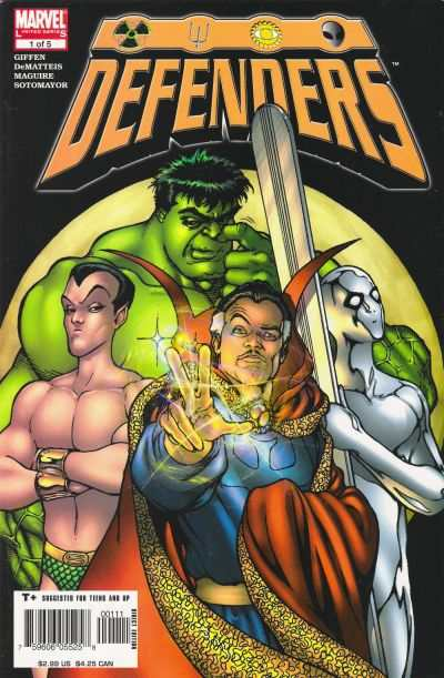 Defenders #1 comic books - cover scans photos Defenders #1 comic books - covers, picture gallery
