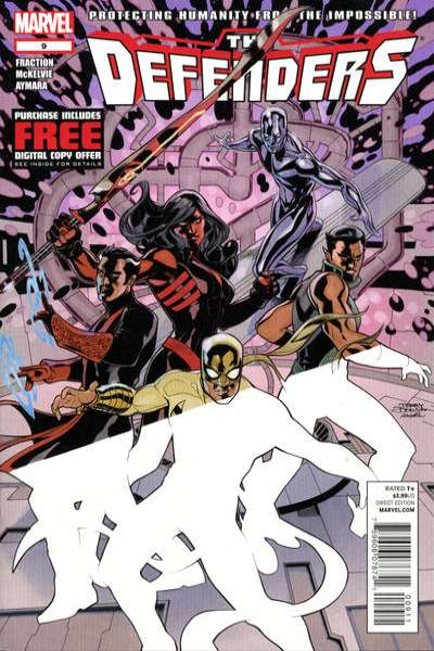 Defenders #9 comic books for sale