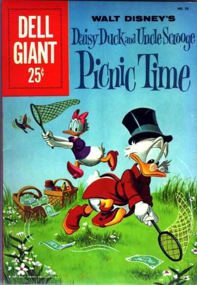 Dell Giants #33 Comic Books - Covers, Scans, Photos  in Dell Giants Comic Books - Covers, Scans, Gallery
