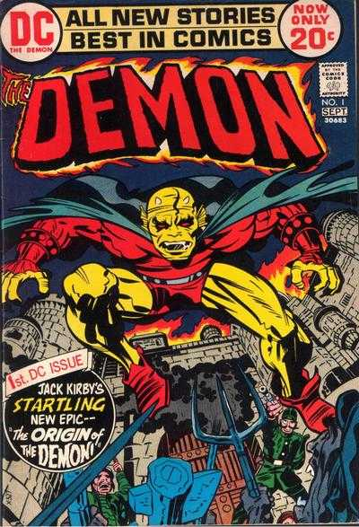 Demon comic books