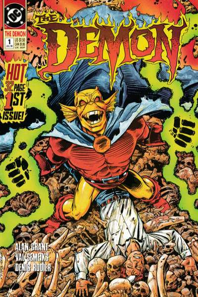 Demon Comic Books. Demon Comics.