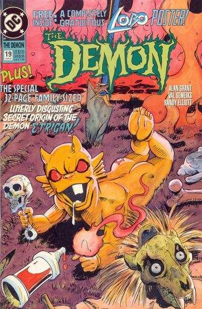 Demon #19 comic books for sale