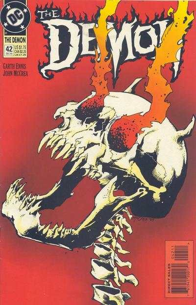 Demon #42 comic books for sale