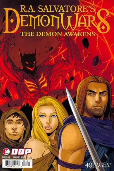 Demonwars: The Demon Awakens Comic Books. Demonwars: The Demon Awakens Comics.