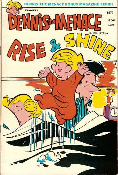 Dennis the Menace Bonus Magazine #101 comic books for sale
