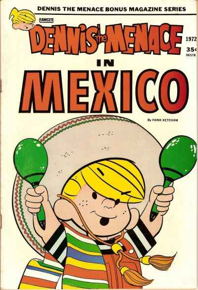 Dennis the Menace Bonus Magazine #104 comic books for sale