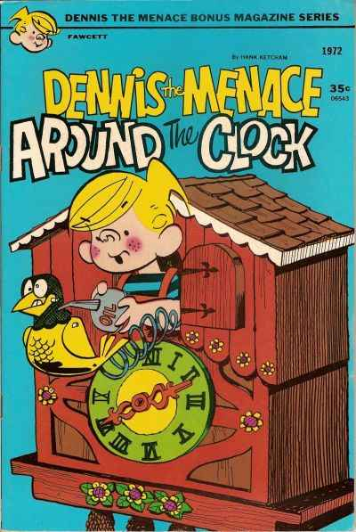 Dennis the Menace Bonus Magazine #107 comic books for sale