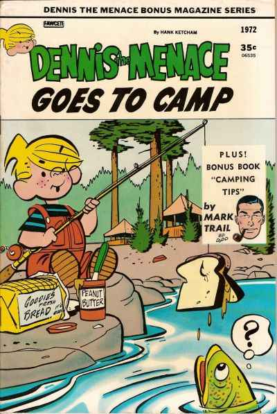 Dennis the Menace Bonus Magazine #108 comic books for sale