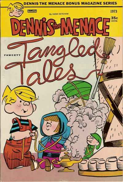 Dennis the Menace Bonus Magazine #113 comic books for sale