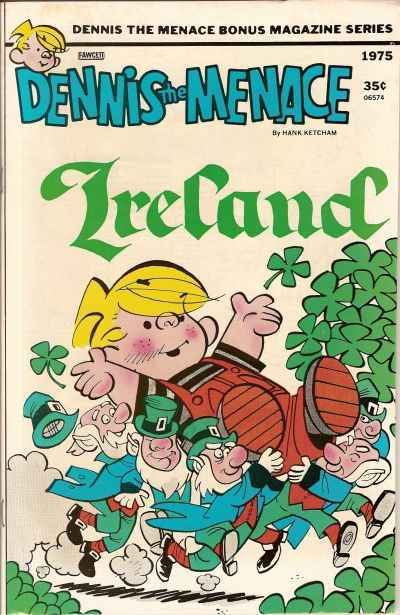 Dennis the Menace Bonus Magazine #143 comic books for sale