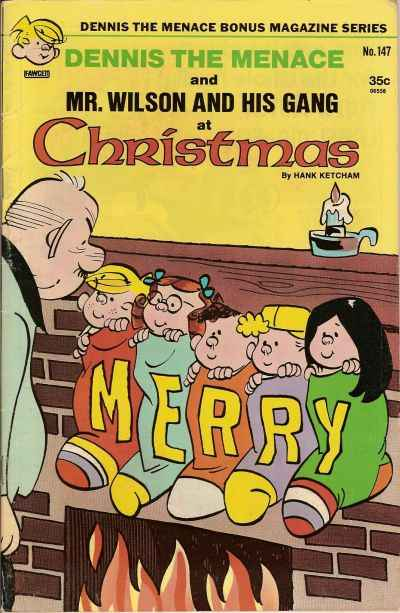 Dennis the Menace Bonus Magazine #147 Comic Books - Covers, Scans, Photos  in Dennis the Menace Bonus Magazine Comic Books - Covers, Scans, Gallery