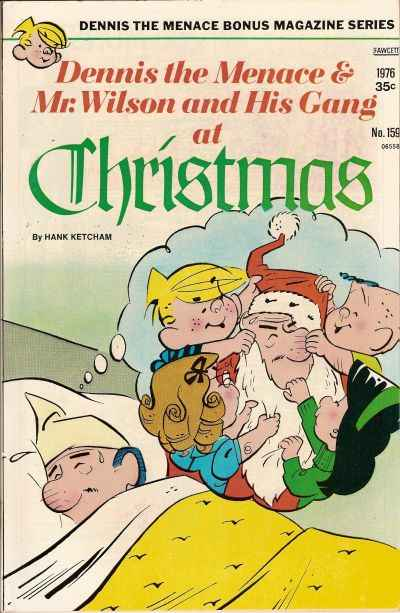 Dennis the Menace Bonus Magazine #159 Comic Books - Covers, Scans, Photos  in Dennis the Menace Bonus Magazine Comic Books - Covers, Scans, Gallery
