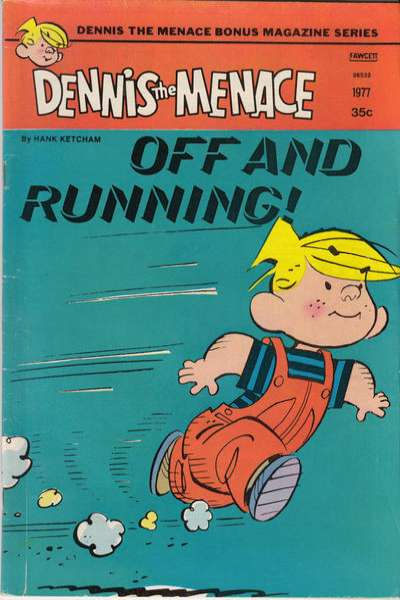 Dennis the Menace Bonus Magazine #161 Comic Books - Covers, Scans, Photos  in Dennis the Menace Bonus Magazine Comic Books - Covers, Scans, Gallery