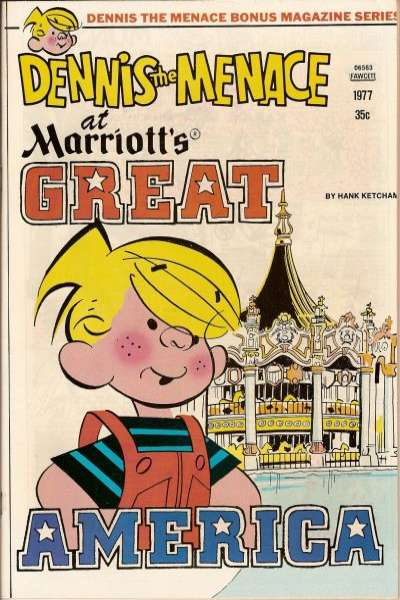 Dennis the Menace Bonus Magazine #162 Comic Books - Covers, Scans, Photos  in Dennis the Menace Bonus Magazine Comic Books - Covers, Scans, Gallery