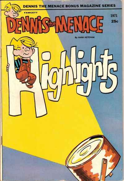 Dennis the Menace Bonus Magazine #90 Comic Books - Covers, Scans, Photos  in Dennis the Menace Bonus Magazine Comic Books - Covers, Scans, Gallery