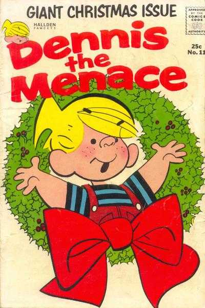 Dennis the Menace Giants #11 comic books for sale