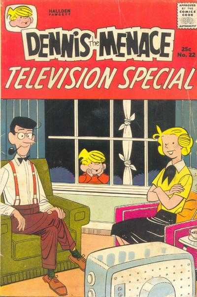 Dennis the Menace Giants #22 comic books - cover scans photos Dennis the Menace Giants #22 comic books - covers, picture gallery