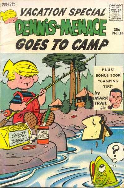 Dennis the Menace Giants #24 Comic Books - Covers, Scans, Photos  in Dennis the Menace Giants Comic Books - Covers, Scans, Gallery