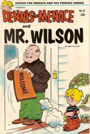 Dennis the Menace and His Friends #12 comic books for sale