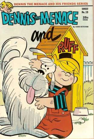 Dennis the Menace and His Friends #19 comic books for sale