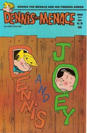 Dennis the Menace and His Friends #30 Comic Books - Covers, Scans, Photos  in Dennis the Menace and His Friends Comic Books - Covers, Scans, Gallery