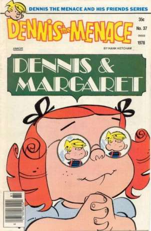 Dennis the Menace and His Friends #37 comic books for sale