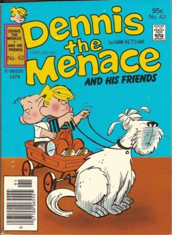 Dennis the Menace and His Friends #42 Comic Books - Covers, Scans, Photos  in Dennis the Menace and His Friends Comic Books - Covers, Scans, Gallery
