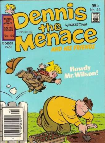 Dennis the Menace and His Friends #44 Comic Books - Covers, Scans, Photos  in Dennis the Menace and His Friends Comic Books - Covers, Scans, Gallery