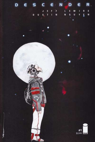 Descender Comic Books. Descender Comics.