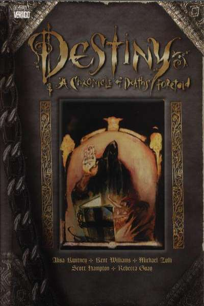 Destiny: A Chronicle of Deaths Foretold #1 comic books for sale