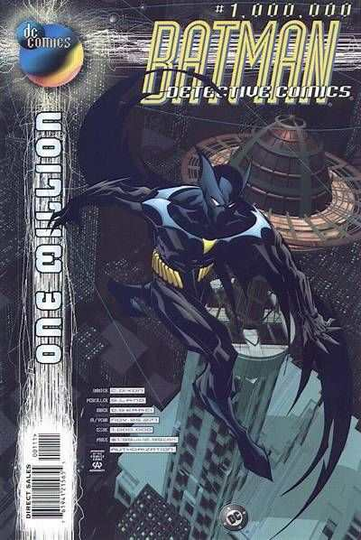 Detective Comics #1000000 comic books for sale