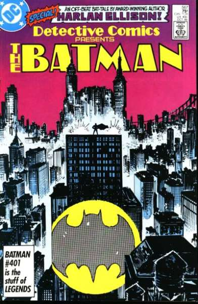 Detective Comics #567 Comic Books - Covers, Scans, Photos  in Detective Comics Comic Books - Covers, Scans, Gallery