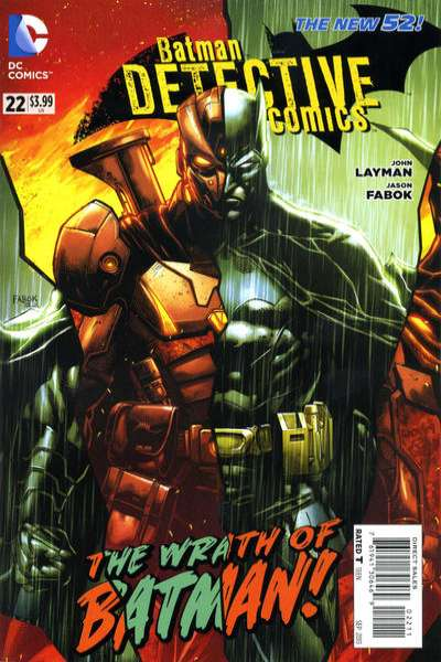 Detective Comics #22 comic books - cover scans photos Detective Comics #22 comic books - covers, picture gallery