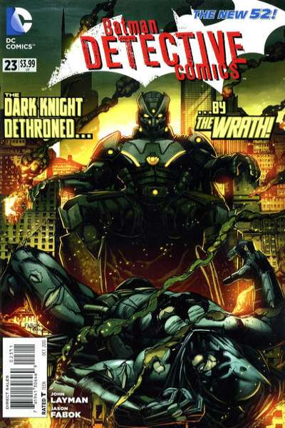 Detective Comics #23 comic books - cover scans photos Detective Comics #23 comic books - covers, picture gallery