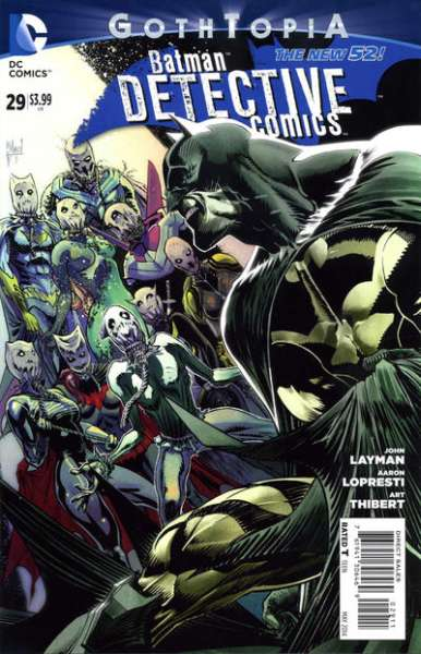Detective Comics #29 comic books - cover scans photos Detective Comics #29 comic books - covers, picture gallery