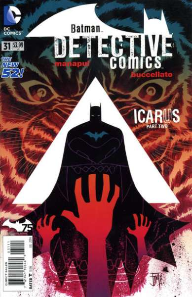 Detective Comics #31 comic books - cover scans photos Detective Comics #31 comic books - covers, picture gallery