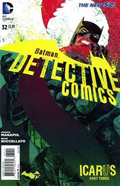 Detective Comics #32 comic books - cover scans photos Detective Comics #32 comic books - covers, picture gallery