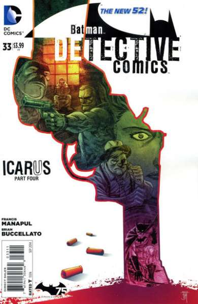 Detective Comics #33 comic books for sale