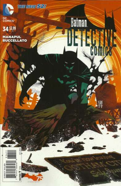Detective Comics #34 comic books for sale