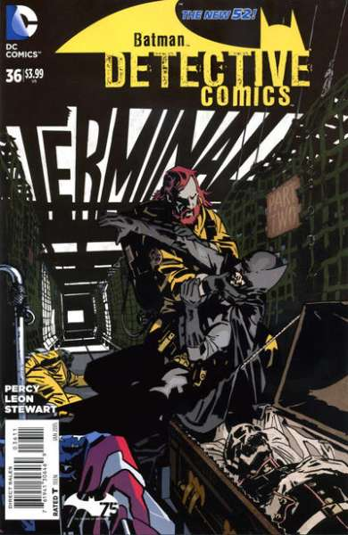 Detective Comics #36 comic books for sale