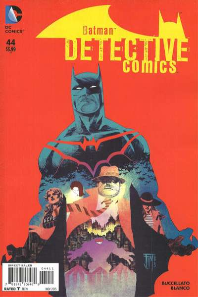 Detective Comics #44 comic books for sale