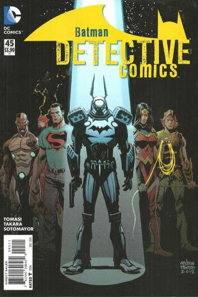 Detective Comics #45 comic books for sale