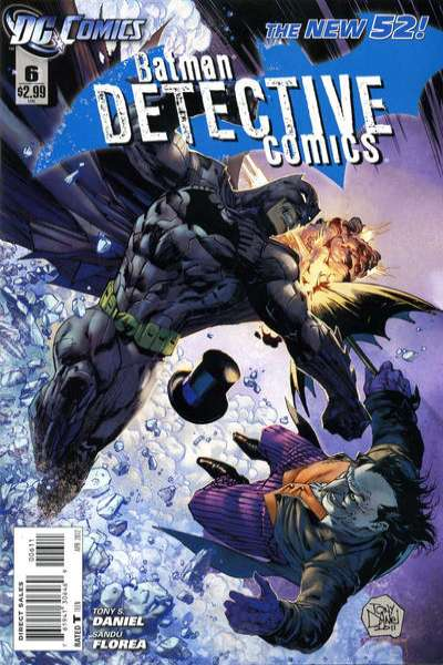 Detective Comics #6 Comic Books - Covers, Scans, Photos  in Detective Comics Comic Books - Covers, Scans, Gallery