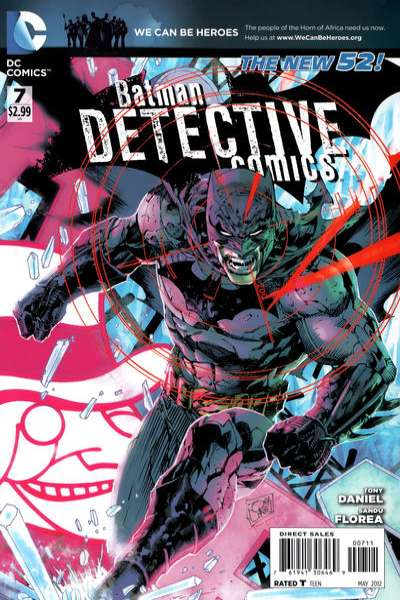 Detective Comics #7 Comic Books - Covers, Scans, Photos  in Detective Comics Comic Books - Covers, Scans, Gallery