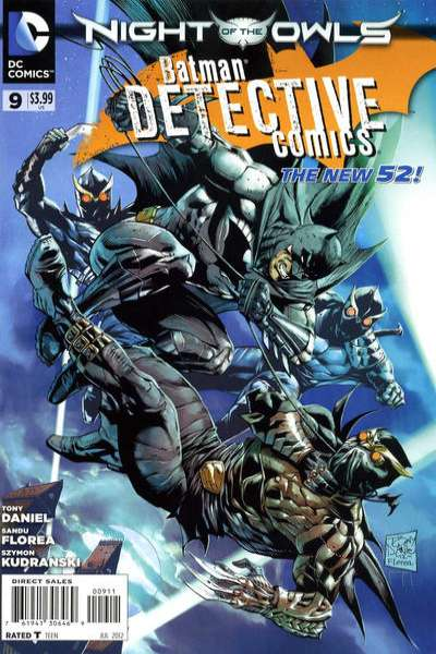 Detective Comics #9 Comic Books - Covers, Scans, Photos  in Detective Comics Comic Books - Covers, Scans, Gallery